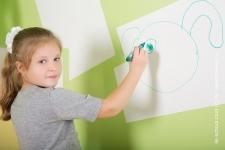 Магнитно-маркерные покрытия в Международной школе языков