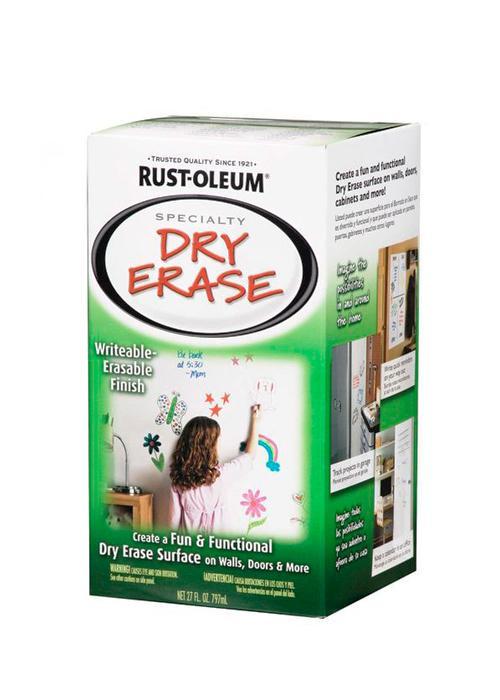 Маркерная краска Rust-Oleum Dry Erase (белая)