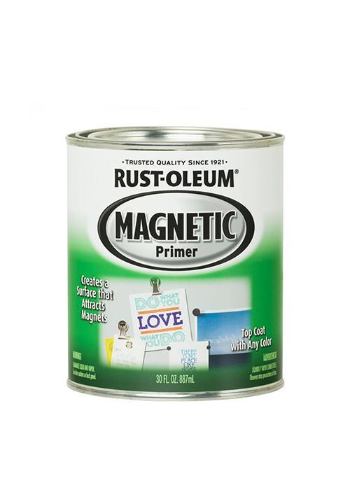 Магнитная краска (грунт) Rust-oleum
