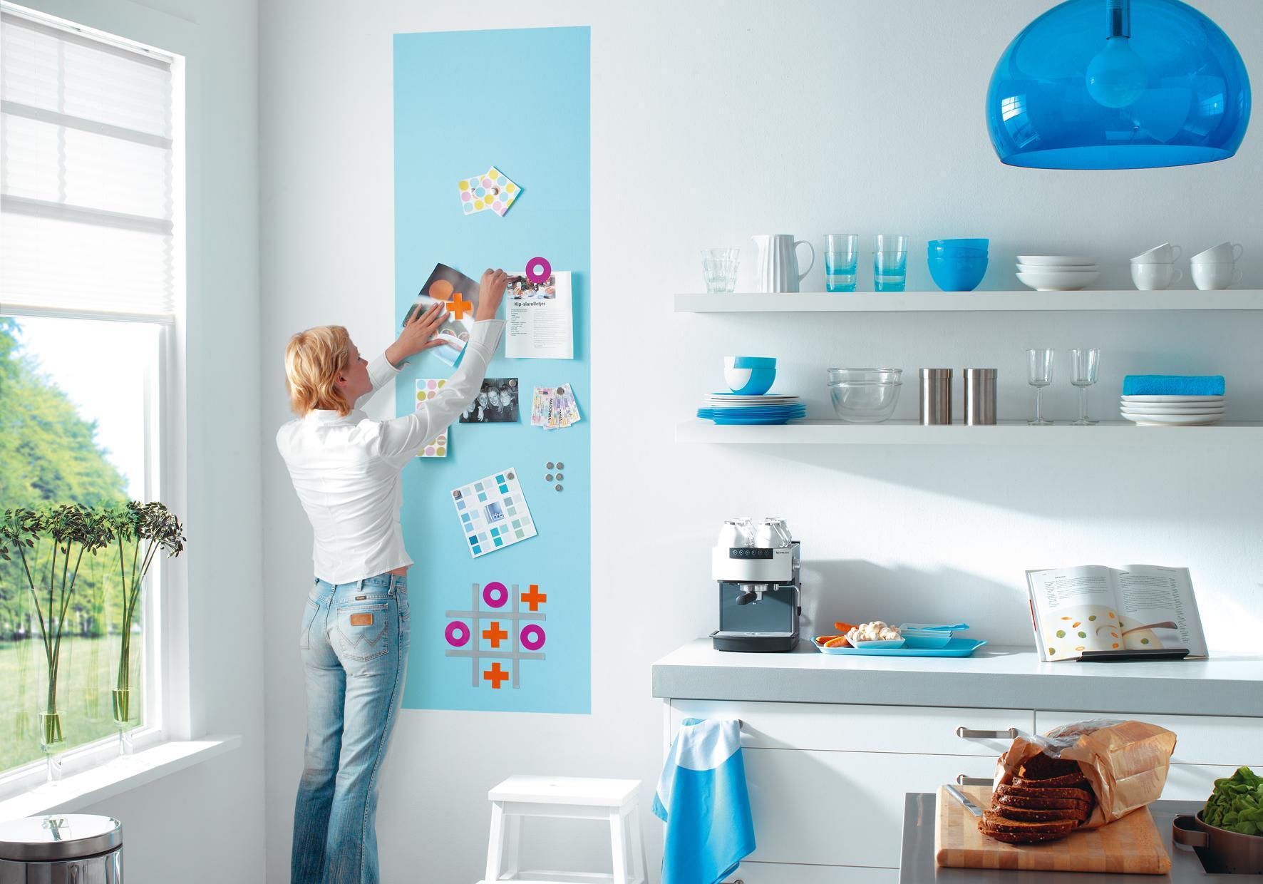 Графитовая краска для стен своими руками