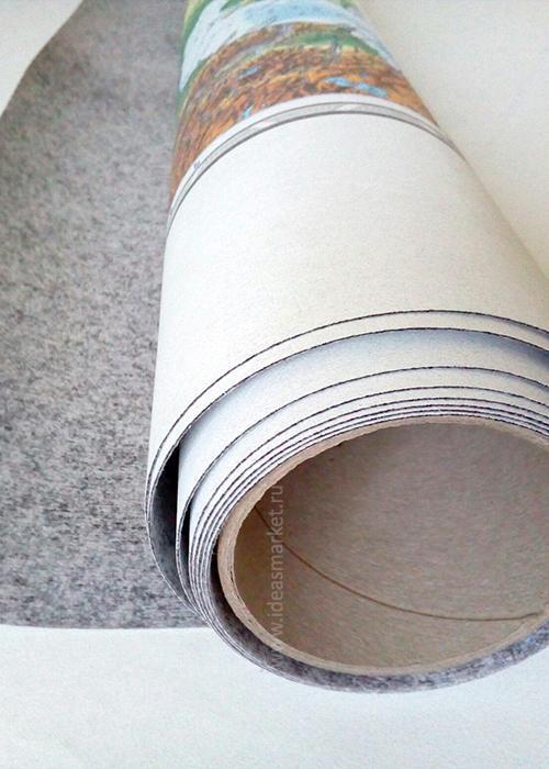 Магнитный стеклохолст для печати или покраски