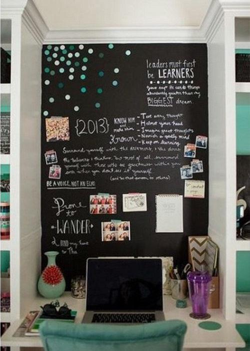 magnet chalkboard film-